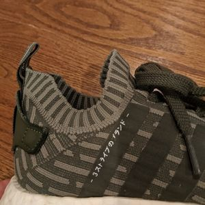 adidas Shoes - Olive green Adidas NMD